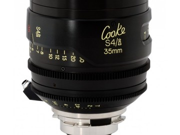Rent: Cooke S4i Prime 35mm