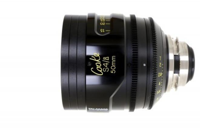 Cooke S4i Prime 50mm