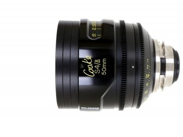 Rent: Cooke S4i Prime 50mm