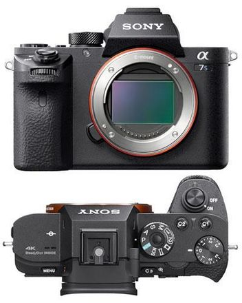 Sony Alpha A7Sii Kit with 3 Lens, 6 Batteries, 2 SD Cards