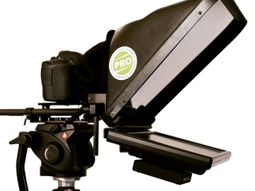 Rent: ProPrompter 10.4inch w/ Operator