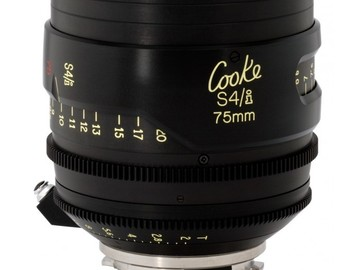 Rent: Cooke S4i Prime 75mm