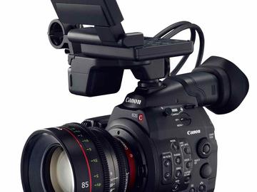 Canon C300 Mk II EF