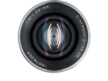 Zeiss ZE Prime Lens set