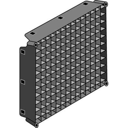 EGG CRATES for LOWEL RIFA 66 eX + RIFA 44 eX TWO LIGHT KIT
