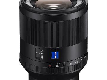 Sony FE 50mm 1.4 Lens