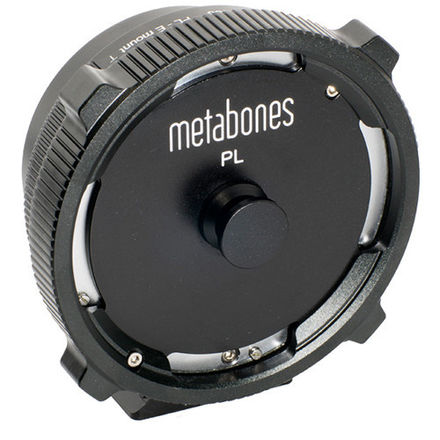 Metabones PL to E mount adapter