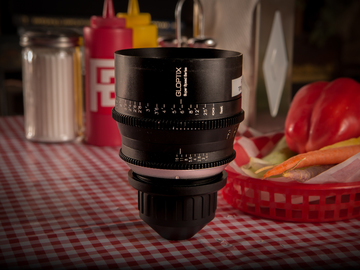 Rent: GL Optics 50mm T1.4