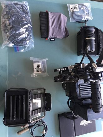 RED Scarlet Dragon 5K + Accessories