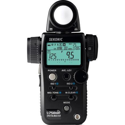 Sekonic Cine Lightmeter L-758DR