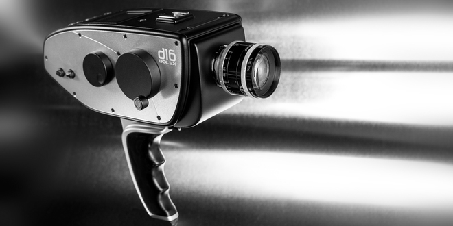 Digital Bolex 2K Digital Cinema Super 16 Camera C-Mount