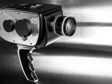 Rent: Digital Bolex 2K Digital Cinema Super 16 Camera
