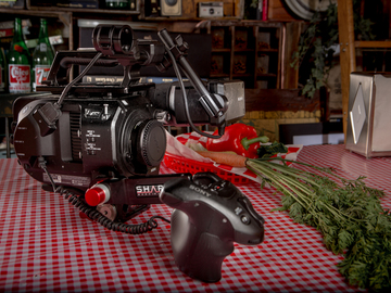 Rent: Sony FS7 (2nd Kit)