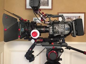 Rent: Sony PXW-FS7 Shooting Kit