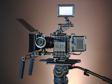 RED Epic Dragon 6K& Sigma Cine 18-35mm 50-100 Zoom lens