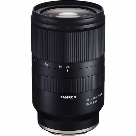 Tamron 28-75mm F/2.8 Di III RXD for SONY full frame E-mount