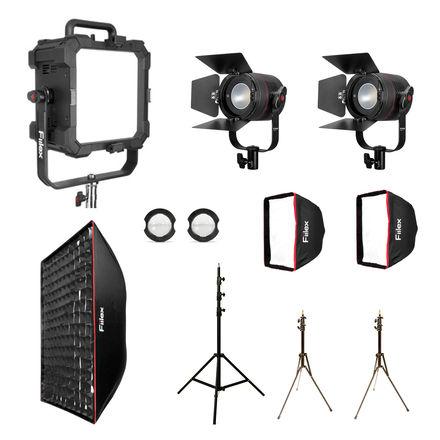 Fiilex M1 P360 3 Light Kit
