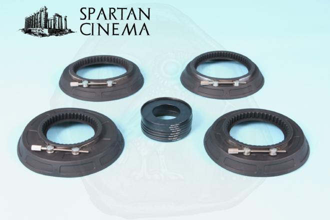 Zip Box 138mm Round Kit (80-85/90-95/100-105/110-115mm)
