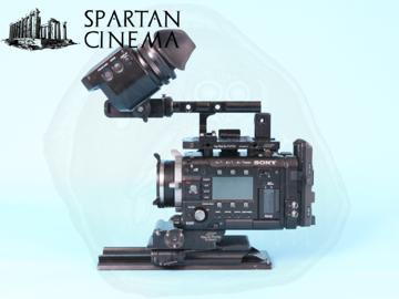 Sony F55 4K Camera 240fps + Batteries + Media