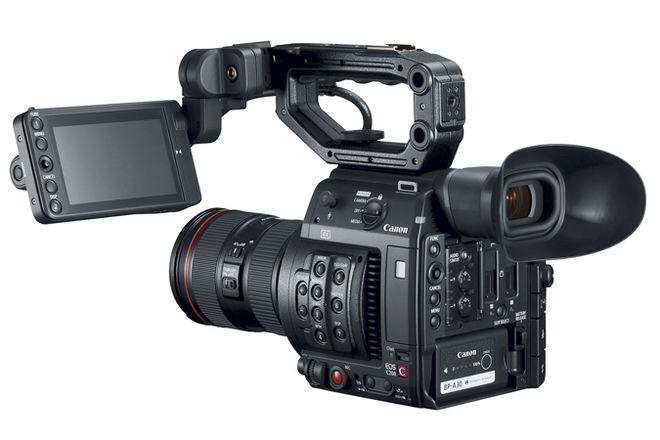 Canon EOS C200 (Cinema Raw Light Package)
