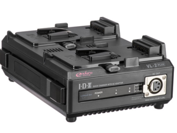 Rent: V-Mount Dual Battery Charger