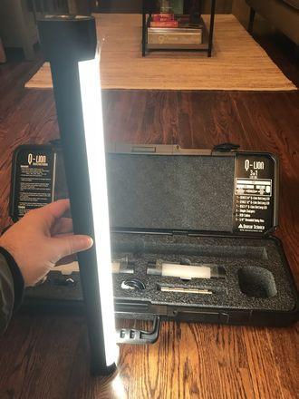 Quasar Q-LED BiColor LED 3-Light Kit