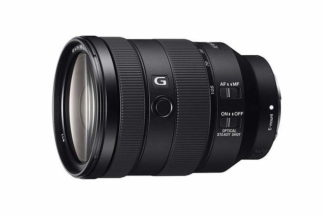 Sony FE 24-105mm F4 G OSS (Full Frame E-mount lens)
