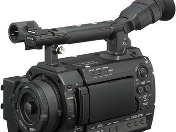 Sony PMW-F3 CineAlta Digital Cinema Camera (body only)