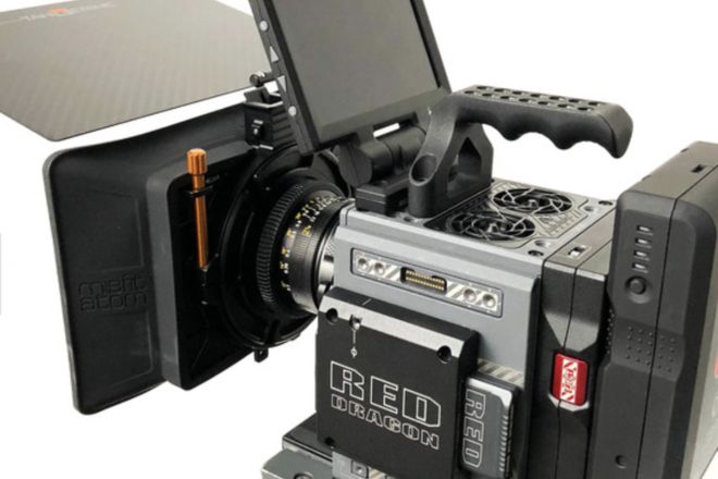 Red Scarlet W + Leica R + Tripod