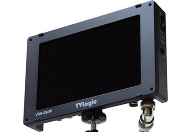 "Rent: TVLOGIC Monitor 5.7"""