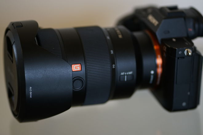 GM and Prime Sony Lens Kit - 24-70mm GM, 85mm, 50mm