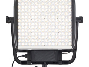 Rent: LED Lighting Portable Kit w/ V-Mount Power Batteries
