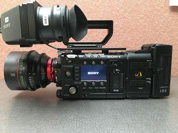 Rent: Sony PMW-F5 w/ Sony AXS-R5 4K RAW Recorder Package