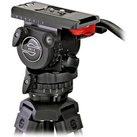 Sachtler FSB 6  Flowtech SB 18 Tripod System