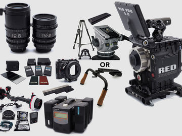 RED Epic Dragon 6K w/ Sigma Cine Zoom Mega Kit #2