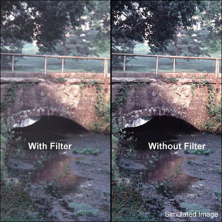 "Tiffen 4x5.65"" Black Pro-Mist 1/4 Filter"
