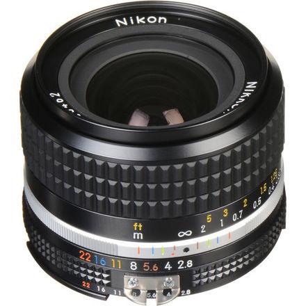 Nikon NIKKOR 24mm f/2.8 Lens