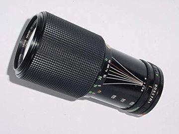 Rent: Canon Zoom Telephoto 70-210mm f/4 FD Manual Focus Lens
