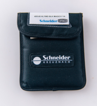 Schneider Hollywood Black Magic Filter pair 1/8 and 1/4