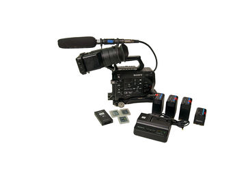 Rent: FS7 BASIC PACKAGE