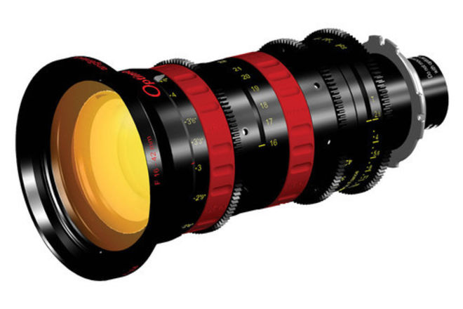 Angenieux 16-42mm Optimo DP Rouge T2.8 Zoom - PL Mount