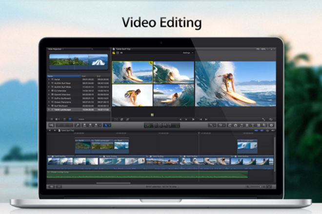 Apple Macbook Pro 15 inch for video editing Avid, Adobe etc