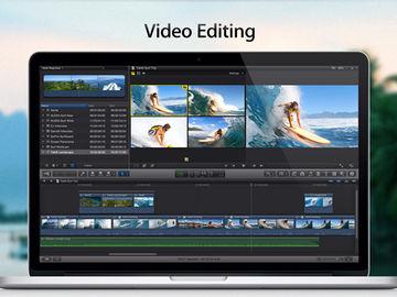 Rent: Apple Macbook Pro 15 inch for video editing Avid, Adobe etc