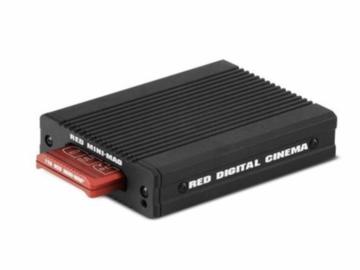 RED Station MINI-MAG Reader & RED MINI-MAN 512GB