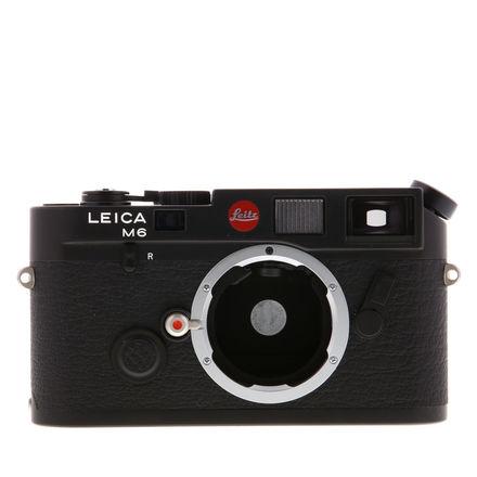 Leica M6 Black .72 Body