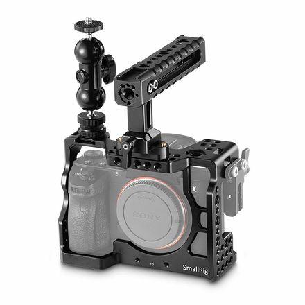 SMALLRIG A7RIII Cage Kit Rig for Sony A7RIII/A7III Camera wi