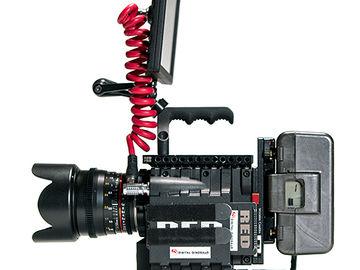 RED Epic-MX 5K - EF Mount - Full Kit