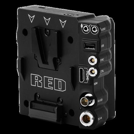 RED DSMC2 V-Lock I/O Module