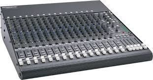 Mackie Mackie 1604 VLZ-Pro Mixer