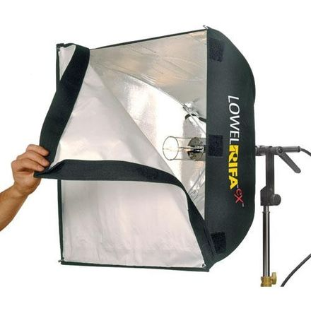 "Lowel Rifa 55 21"" with Softbox"